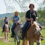 Passeggiate a cavallo Cascina Menegon